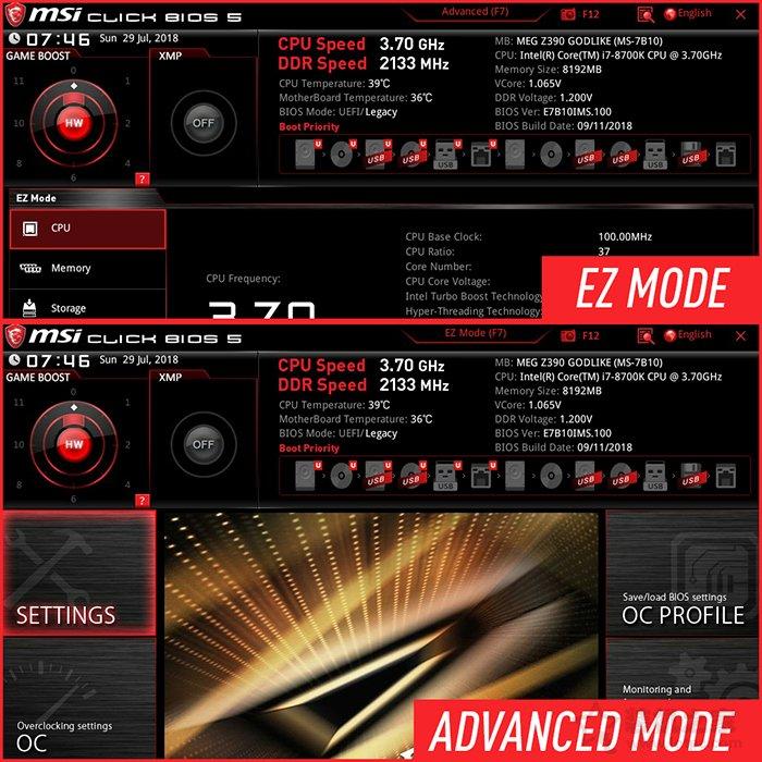 cpu超频9600K/9700K/9900K图文教程