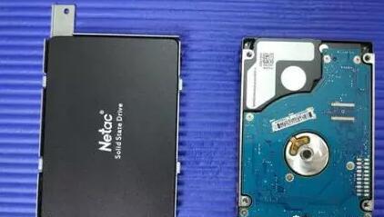 笔记本换固态硬盘图文教程8