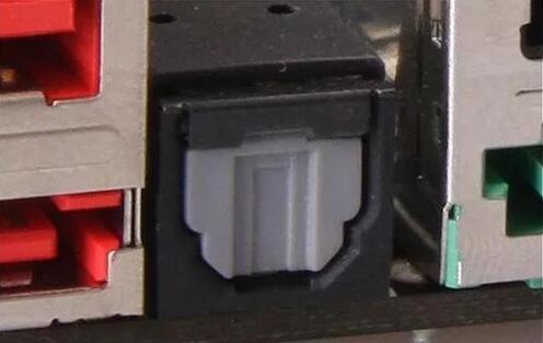 光纤音频接口