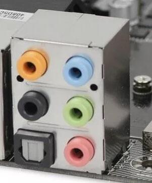 音频输出接口