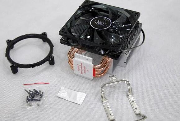 玄冰400散热器安装图解1