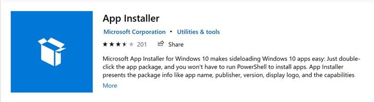 """微软宣布将向Win 10添加内置的软件包管理器,无需点击""""下一步"""""""