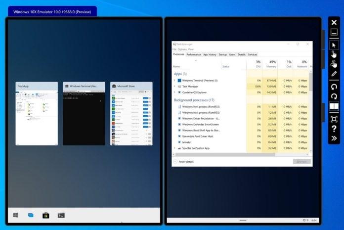 """微软 Windows 10X """"持续高性能"""""""