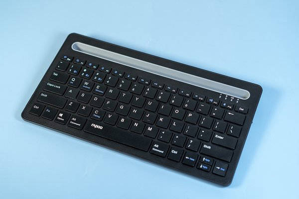 雷柏XK100蓝牙键盘好不好用?雷柏XK100蓝牙键盘测评盘点