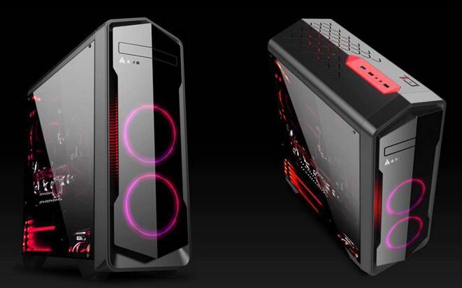 推荐两千左右的GTX750TI游戏主机24寸显示器