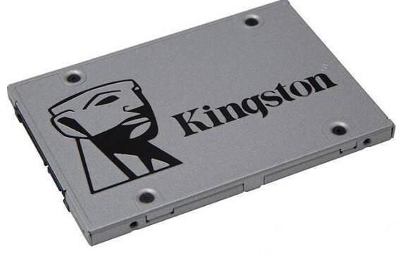 硬盘:金士顿120G SSD