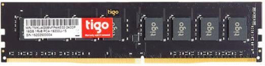 金泰克16G 2400 DDR4
