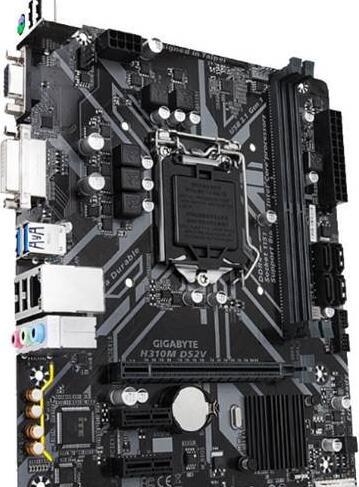 技嘉H310M-DS2V主板