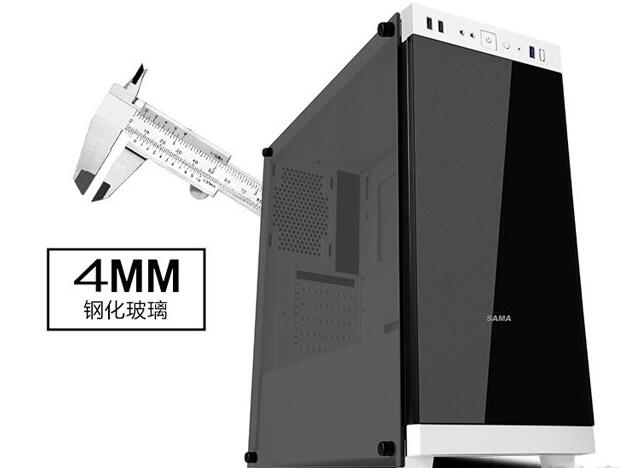 4000以内八代酷睿i3-8100/GTX1050独显英雄联盟电脑配置单
