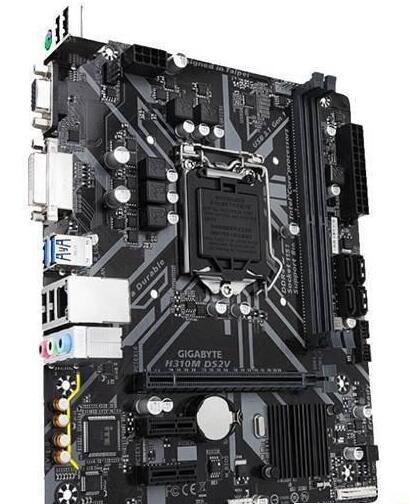 办公电脑主板选择技嘉H310M-DS2V