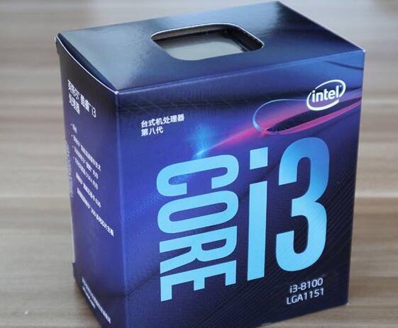 天涯明月刀电脑配置Intel酷睿i3-8100(盒装)