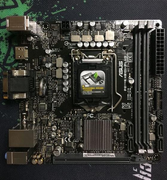 不可超频的八代酷睿i3、i5处理器,也可以考虑搭配H310主板
