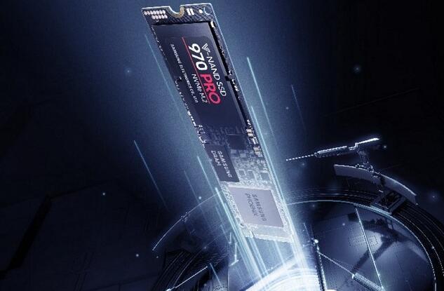 三星960 EVO 500GB M.2 NVME高速固态硬盘