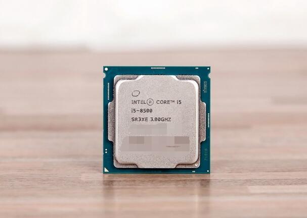 Intel酷睿i5-8500处理器采用14纳米制造工艺