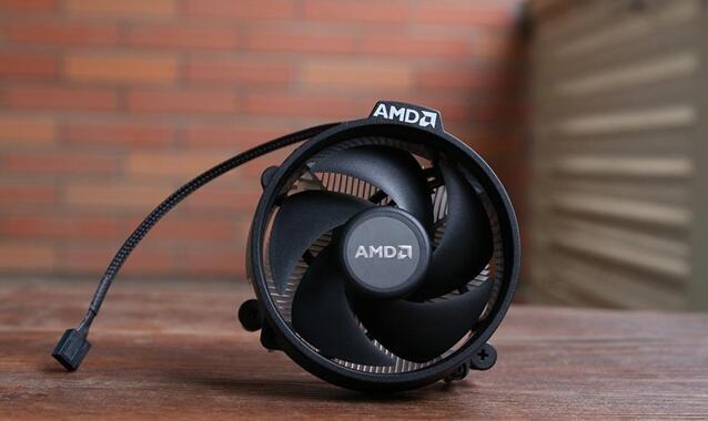 处理器:锐龙 AMD Ryzen 5 2600