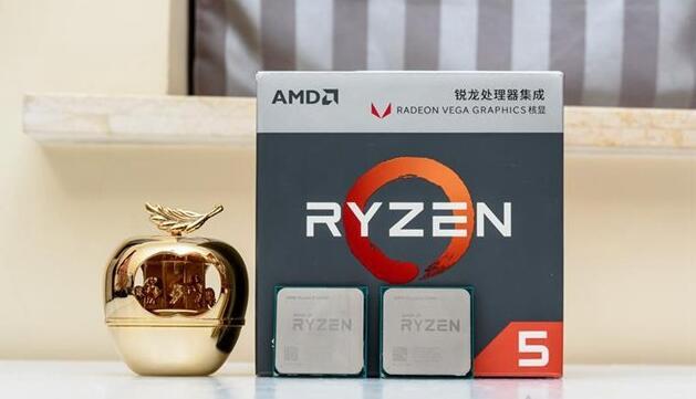Ryzen5 2400G处理器