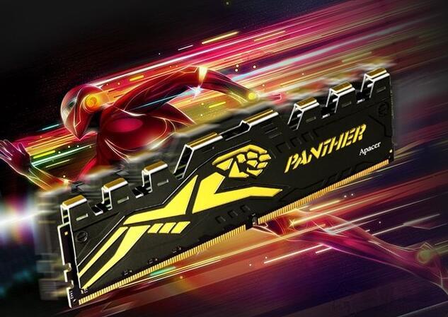 宇瞻黑豹玩家系列 DDR4 8G内存