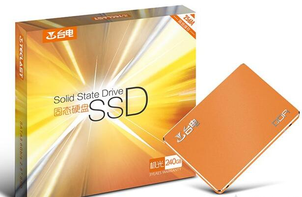 台电 A800极光 240GB固态硬盘