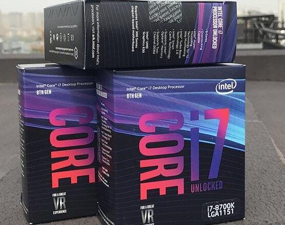Intel 酷睿i7-8700K盒装
