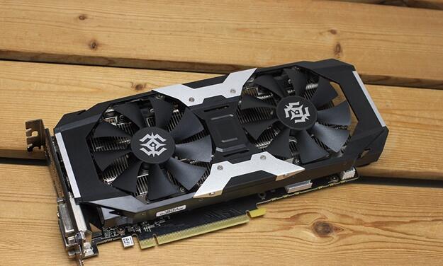 索泰GeForce GTX1060 X-GAMING OC显卡
