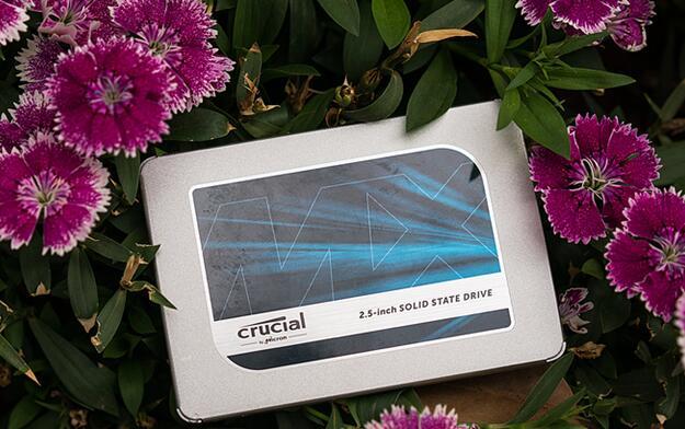 英睿达MX500系列 250G固态