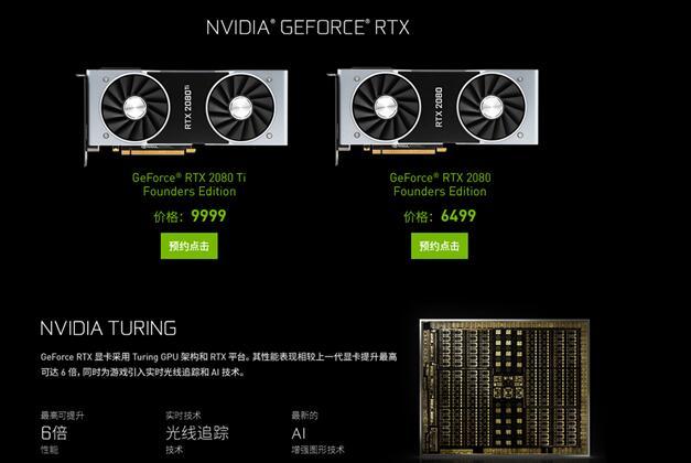 显卡RTX2080性能怎么样 值不值得买