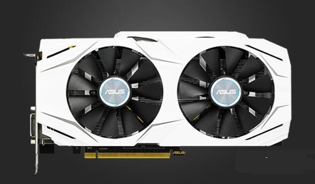 华硕显卡DUAL-GeForce GTX1060-O6G