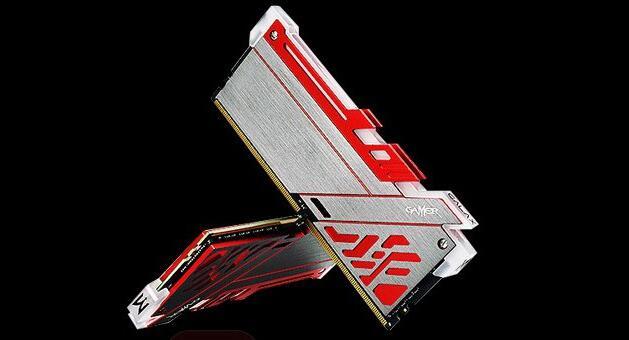 影驰Gamer极光RGB内存条8G DDR4 2400内存