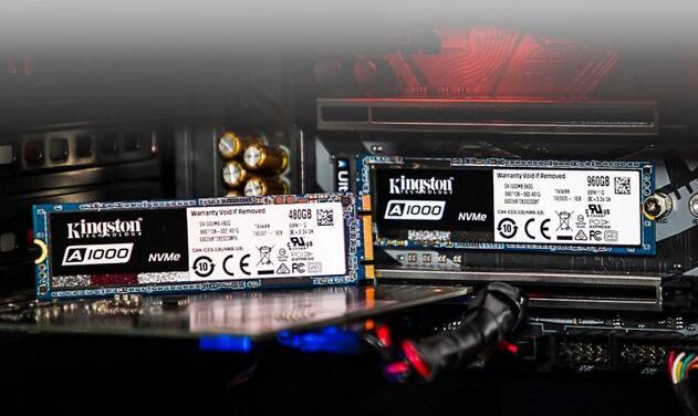 金士顿SA1000M8/240G NVME固态硬盘