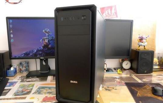 2018AMD游戏电脑主机低配、中配、高配各一套