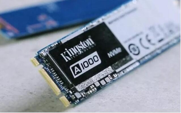 金士顿A1000系列 240G M.2 NVME固态硬盘