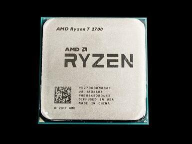 锐龙7 2700处理器