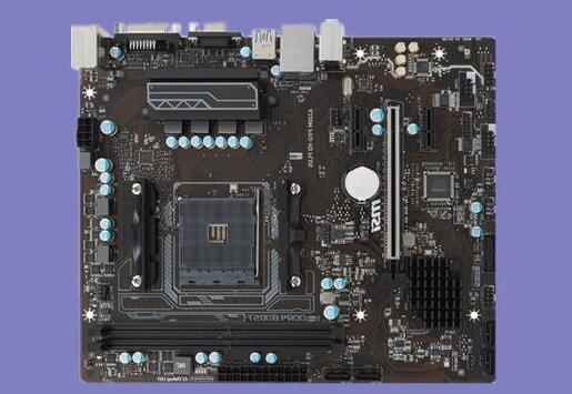 电脑对应的A320芯片组主板