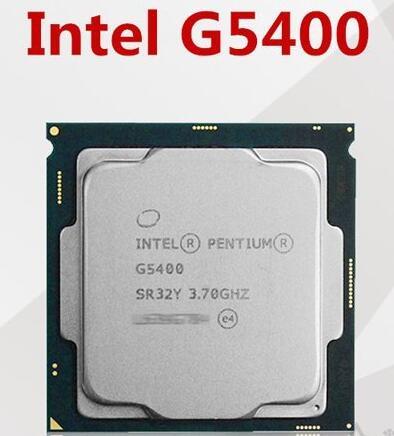 CPU奔腾G5400是intel八代奔腾处理器