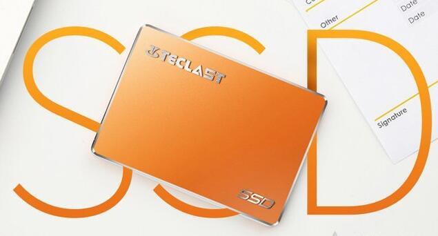 台电极光系列A750 256G固态硬盘