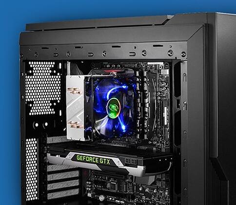 CPU散热器所致电脑主机噪音大