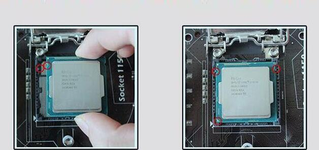 intel CPU安装方法详细图文教程二