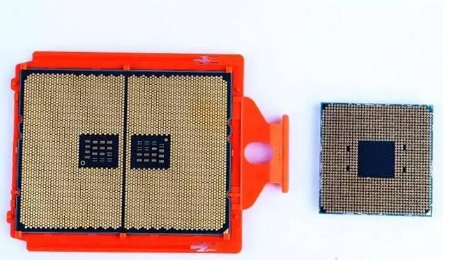 AMD锐龙Threadripper处理器安装图解教程