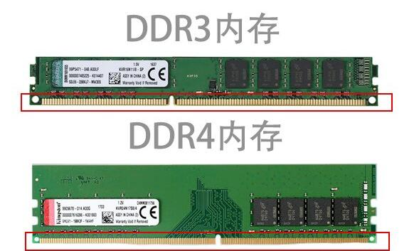 DDR4和DDR3兼容吗