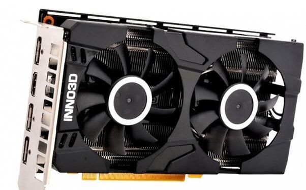 映众 GeForce RTX 2060黑金至尊版 6G