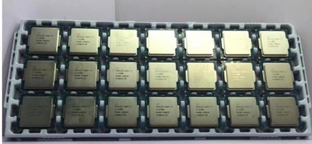 散片CPU
