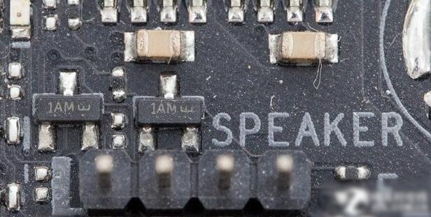 台式机电脑跳线接法图解7报警针