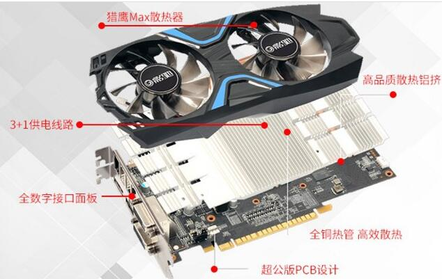 4000组装一台i3 8100搭GTX1050Ti四核独显整机电脑配置推荐