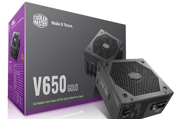 酷冷至尊 V650电源
