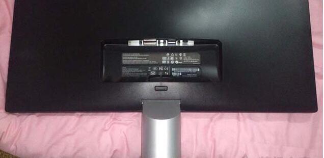 戴尔显示器怎么拆底座 戴尔显示器底座拆卸图解