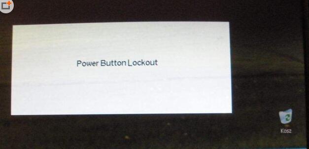 惠普显示器power button lockout电源按钮锁定怎么解除
