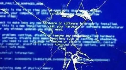 电脑为什么蓝屏 电脑蓝屏怎么解决