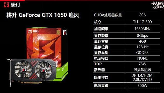 gtx1650是什么显卡