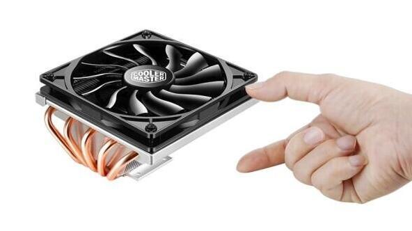 下压式CPU散热器
