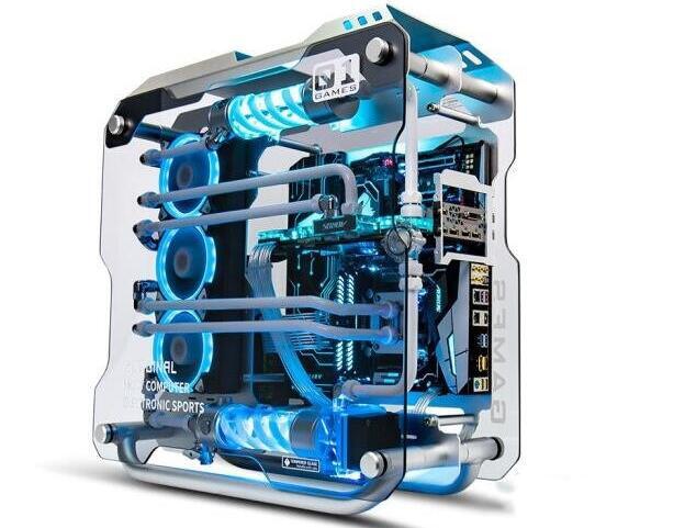 分体式水冷散热器